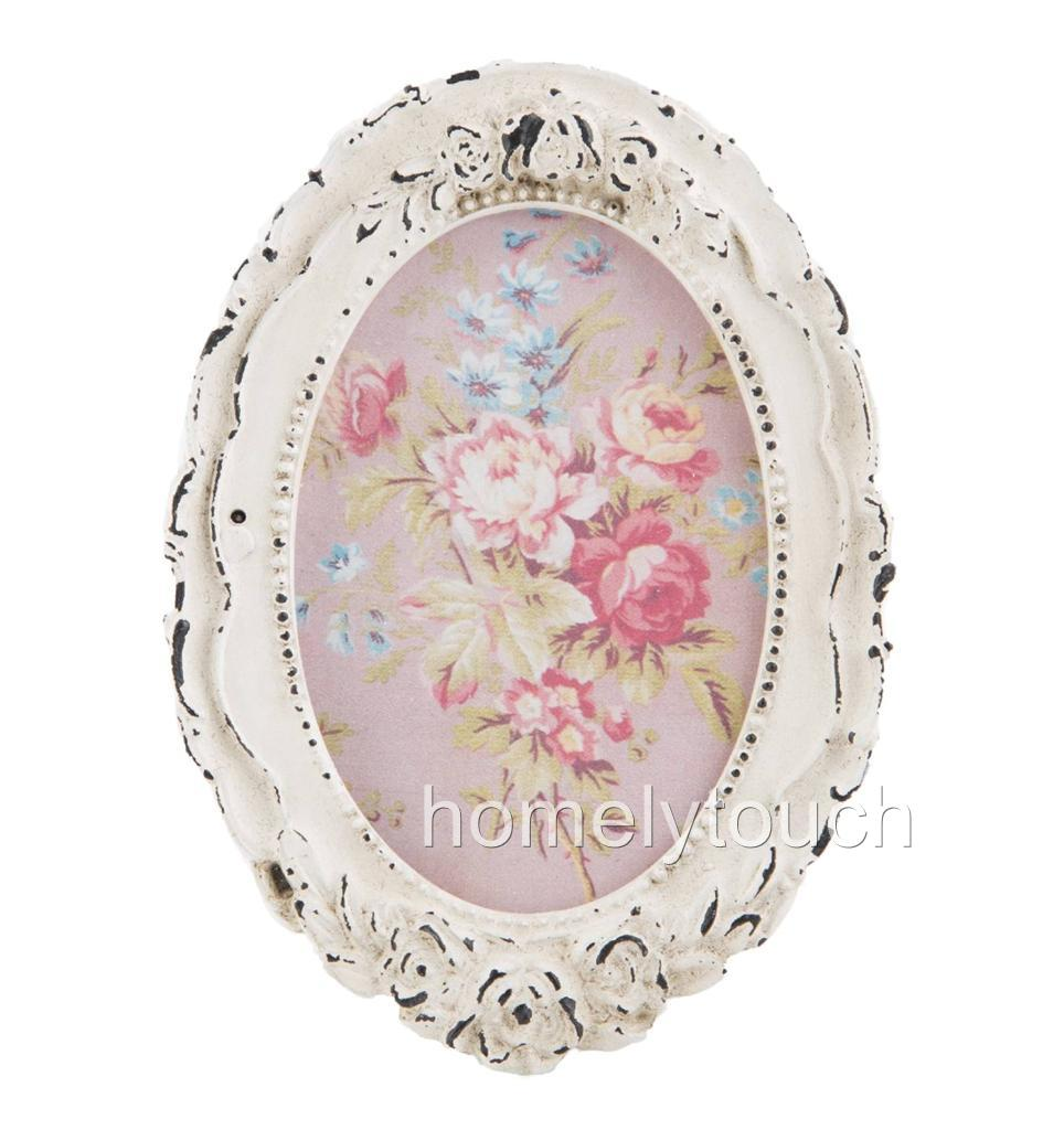 Vintage Style Photo Picture Frames Shabby Chic Photo Frames Ebay