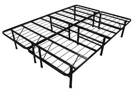 Best Price Mattress Full Size New Innovated Box Spring - Platform Metal Bed Frame + Brackets for headboard & Footboard + Bed Skirt at Sears.com