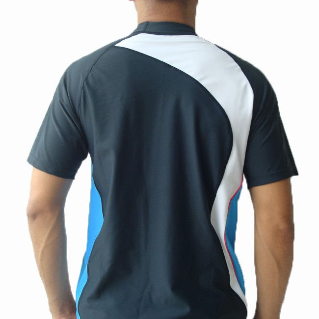 Speedo mens swim shirt sun protection swimwear l xl ebay for Custom sun protection shirts