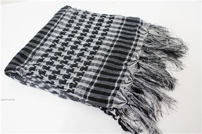 how to make a keffiyeh