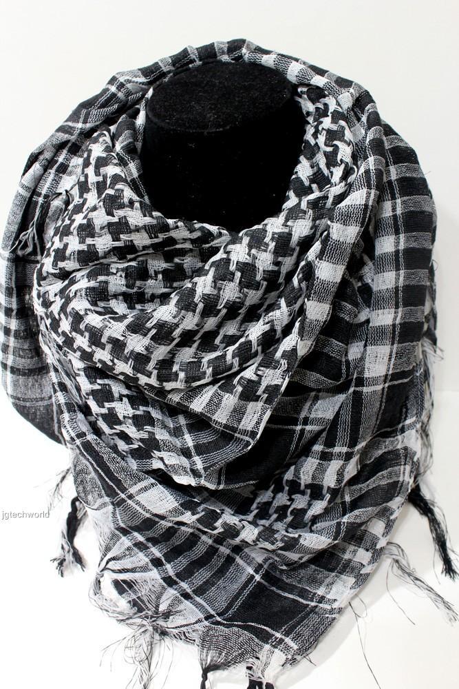 arab shemagh keffiyeh tactical palestine light