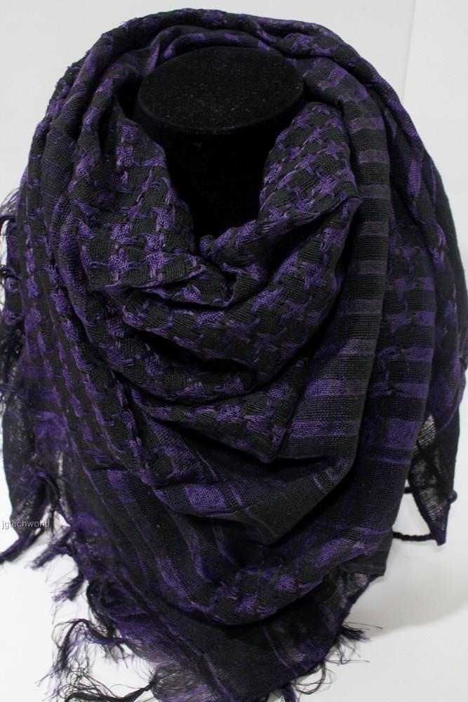 kafiya scarf how to wear