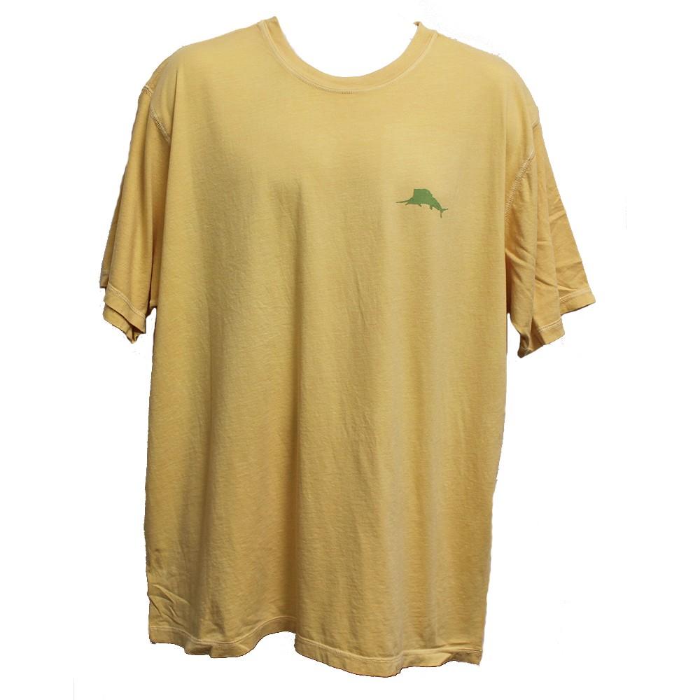 Tommy Bahama Men 39 S T Shirts Vintage Yellow Tommy Bahama