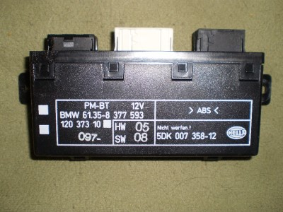 Bmw 1995 2001 e38 e39 door control module abs 377 for 01333 door control module
