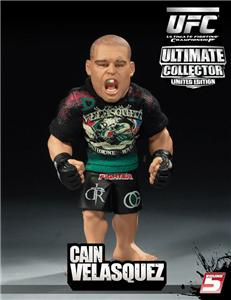 Cain Velasquez UFC 4 Round 5 Collectors Limited Figure