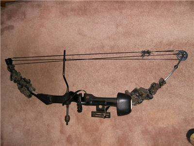 how to adjust draw length on a darton bow