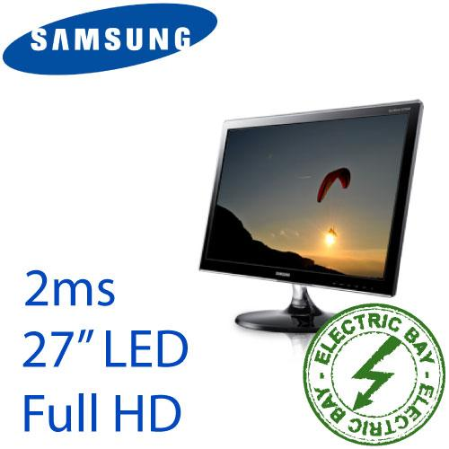Samsung-S27B550V-27-LED-Widescreen-Monitor-2ms-D-sub-2xHDMI-Full-HD-Black-Tilt