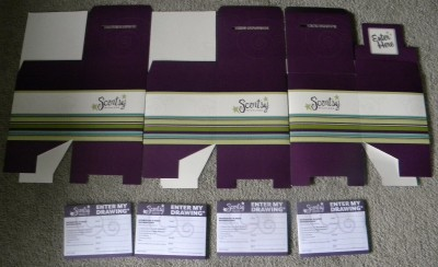 how to build a scentsy display stand