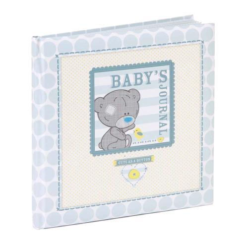 Babys-Journal-TINY-TATTY-TEDDY-Me-to-you-hardcover-book-Brand-New