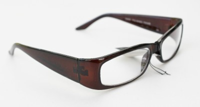 Clear Lens Fashion Brown Hand Polished Frame Women MEN ...