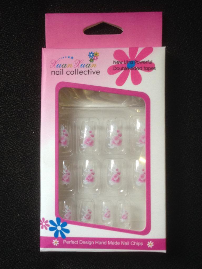 how to make fake nail glue