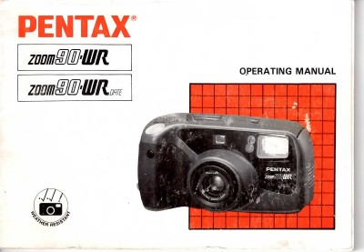 pentax zoom 90 wr date owner s   instruction manual ebay pentax s3 service manual pentax k30 service manual