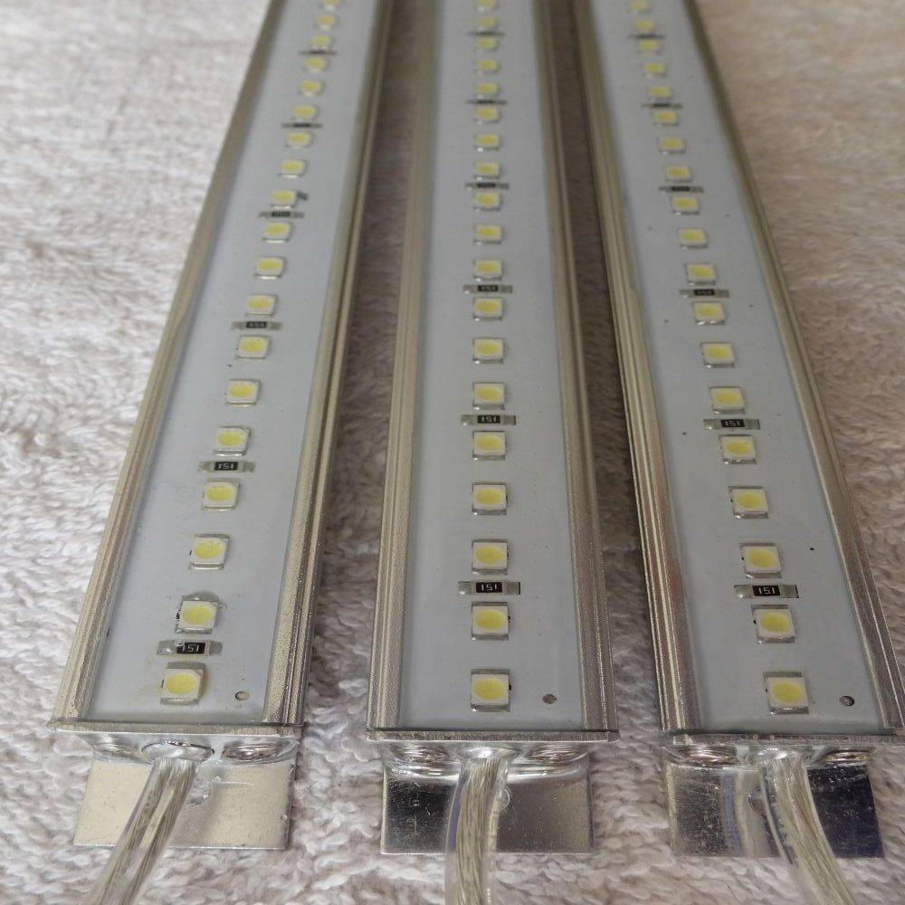 3-X-12V-75-LED-STRIP-LIGHT-BARS-BOAT-CARAVAN-CAMPING-TRAILER-FISHING-CAR-4WD