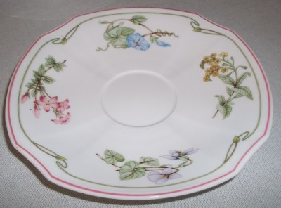 Villeroy and boch clarissa tea cup and saucer for Villeroy boch granada