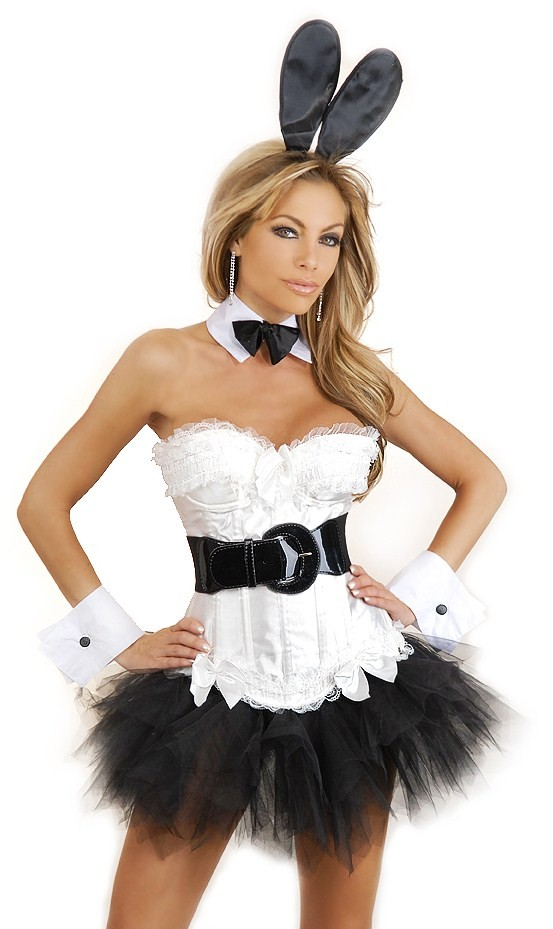 nice playboy themed party outfits 11