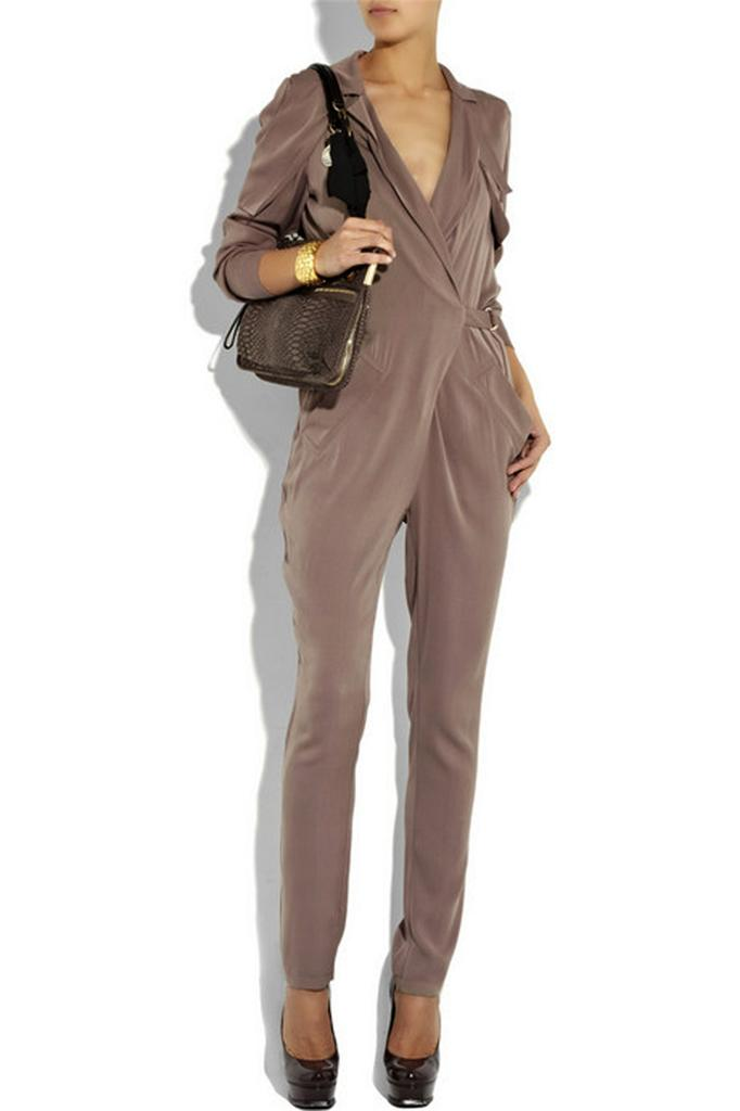 Perfect Gucci Jumpsuit  Jumpsuits And Rompers  GUC57610  The RealReal