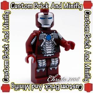 lego iron man mark 23 - photo #32