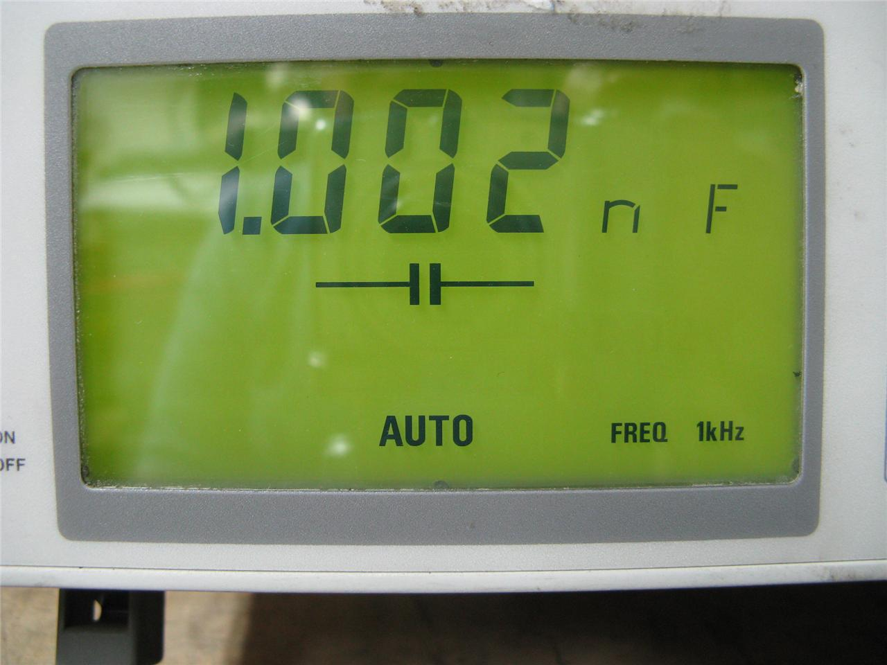 Fluke Pm 6303a Automatic Rcl Meter