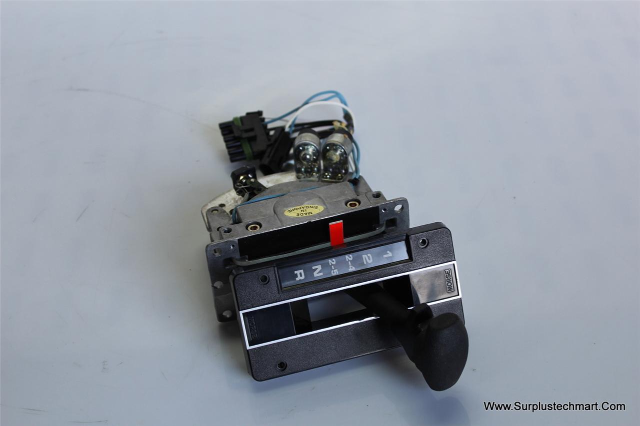 Morse Marine Shifter : Morse controls lookup beforebuying