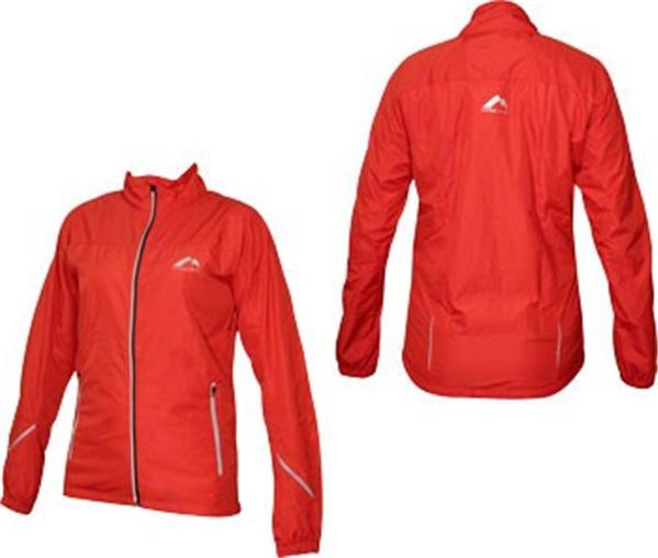 Womens hi viz reflective lightweight waterproof jacket xxs for Hi viz running shirt