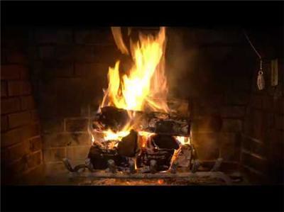 Rainy mood crackling fire youtube