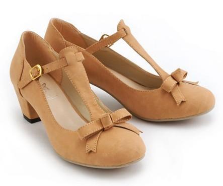 Women s Medium Heel Dress Shoes