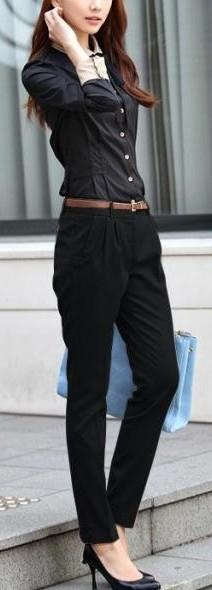 Amazing 1000 Ideas About Skinny Dress Pants On Pinterest  Dress Pants Black