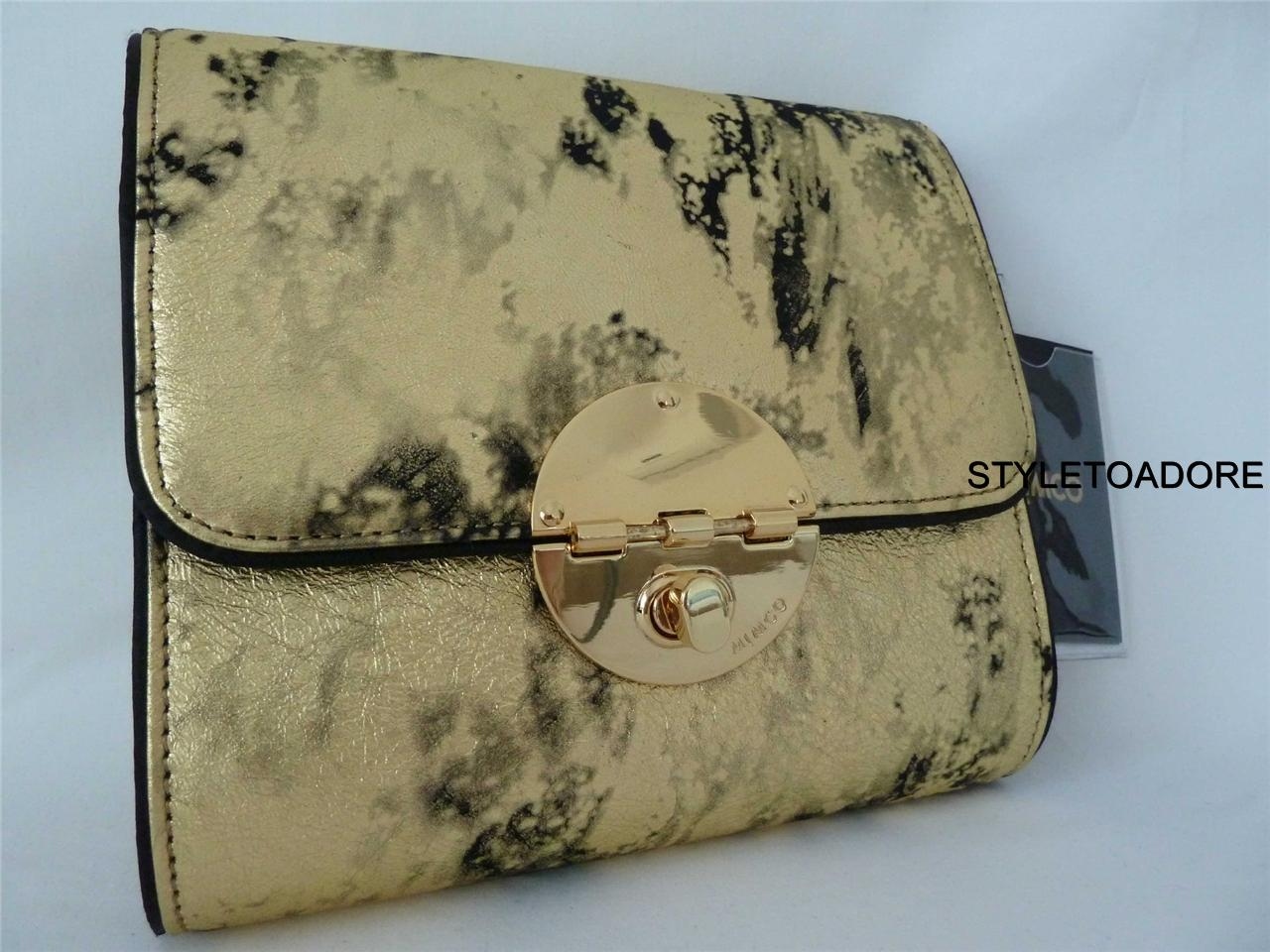 MIMCO-SQUARE-TUX-CLUTCH-BAG-GOLD-LAMBS-LEATHER-RRP-249-00