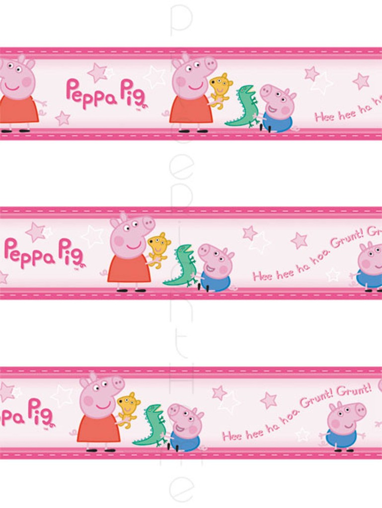 Pig Bedroom Decor Peppa Pig Bedding Amp Bedroom Accessories New Free Shipping