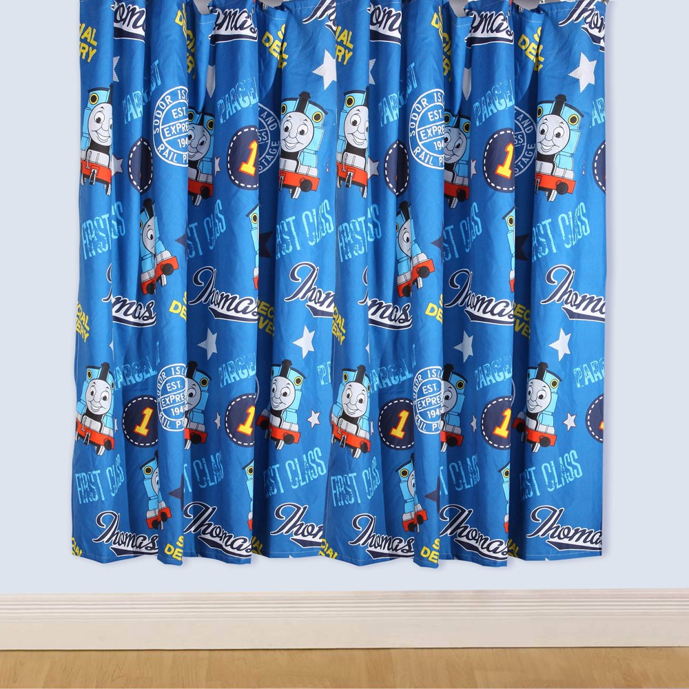 Thomas The Tank Engine 39 Express 39 66 X 54 Curtains New