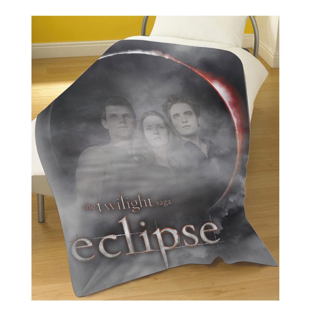 The Twilight Saga Eclipse Fleece Blanket Free P P Ebay