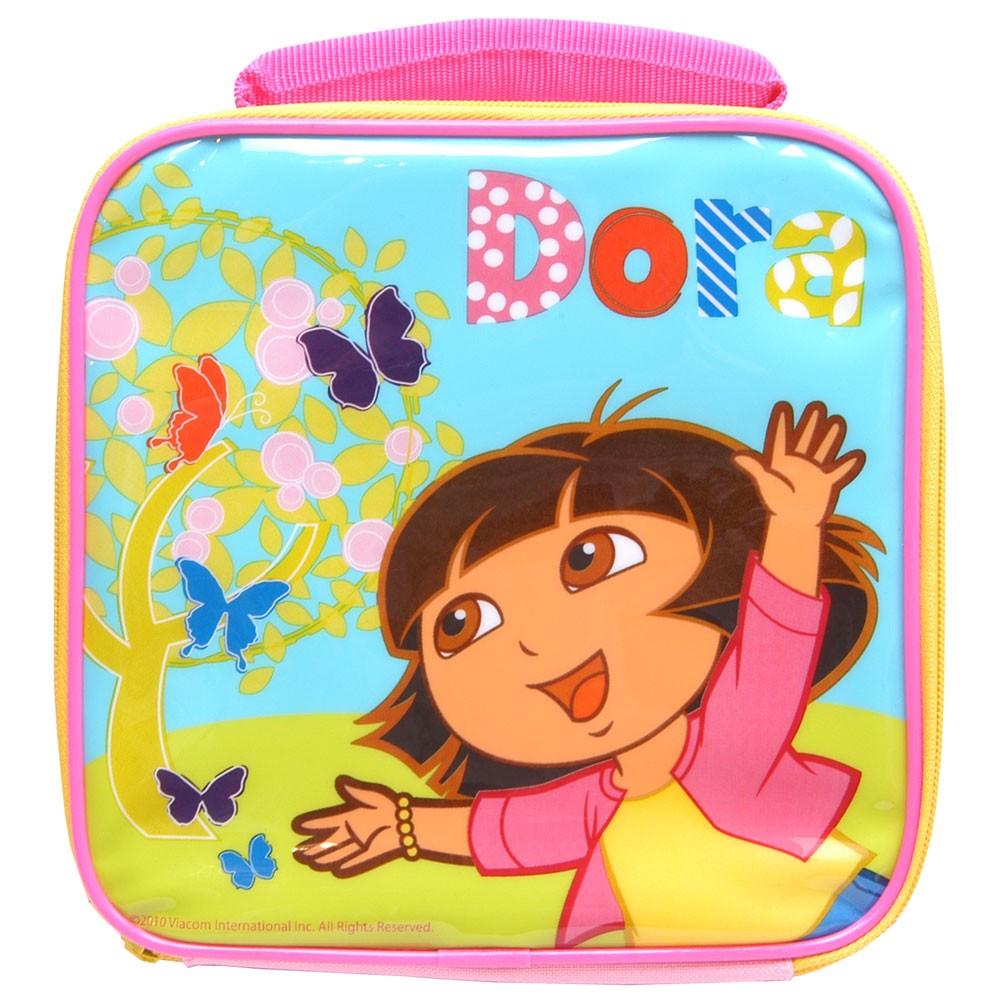 Dora The Explorer Backpack Contents DORA THE EXPLORER INSU...