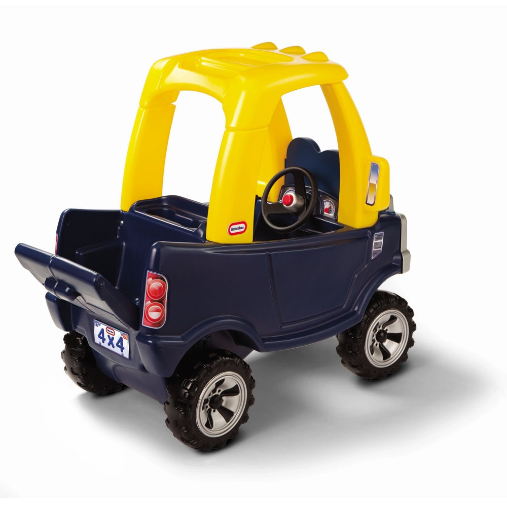COZY TRUCK RIDE-ON CAR NEW LITTLE TIKES