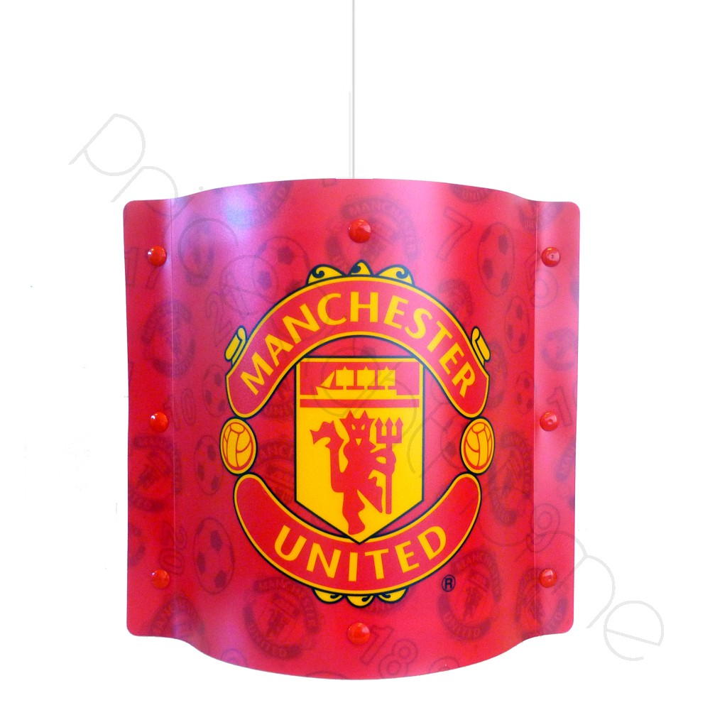 Manchester united bedroom accessories bedding lighting for Man u bedroom accessories
