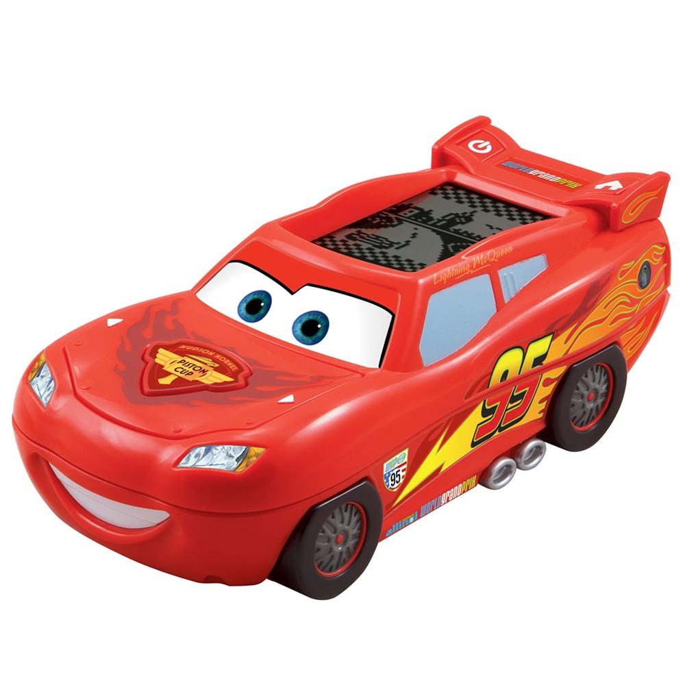 DISNEY CARS LIGHTNING McQUEEN LEARN & GO VTECH NEW