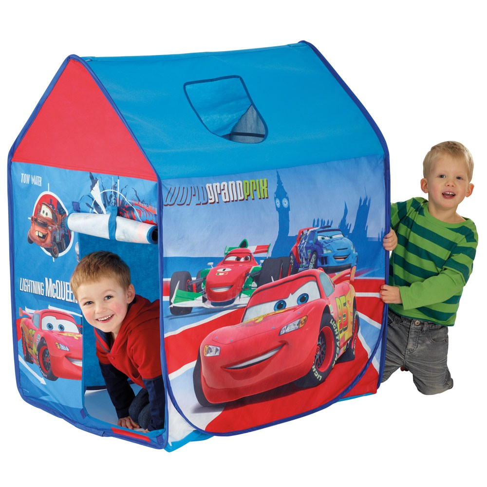 kids disney and character wendy house pop up play tent. Black Bedroom Furniture Sets. Home Design Ideas