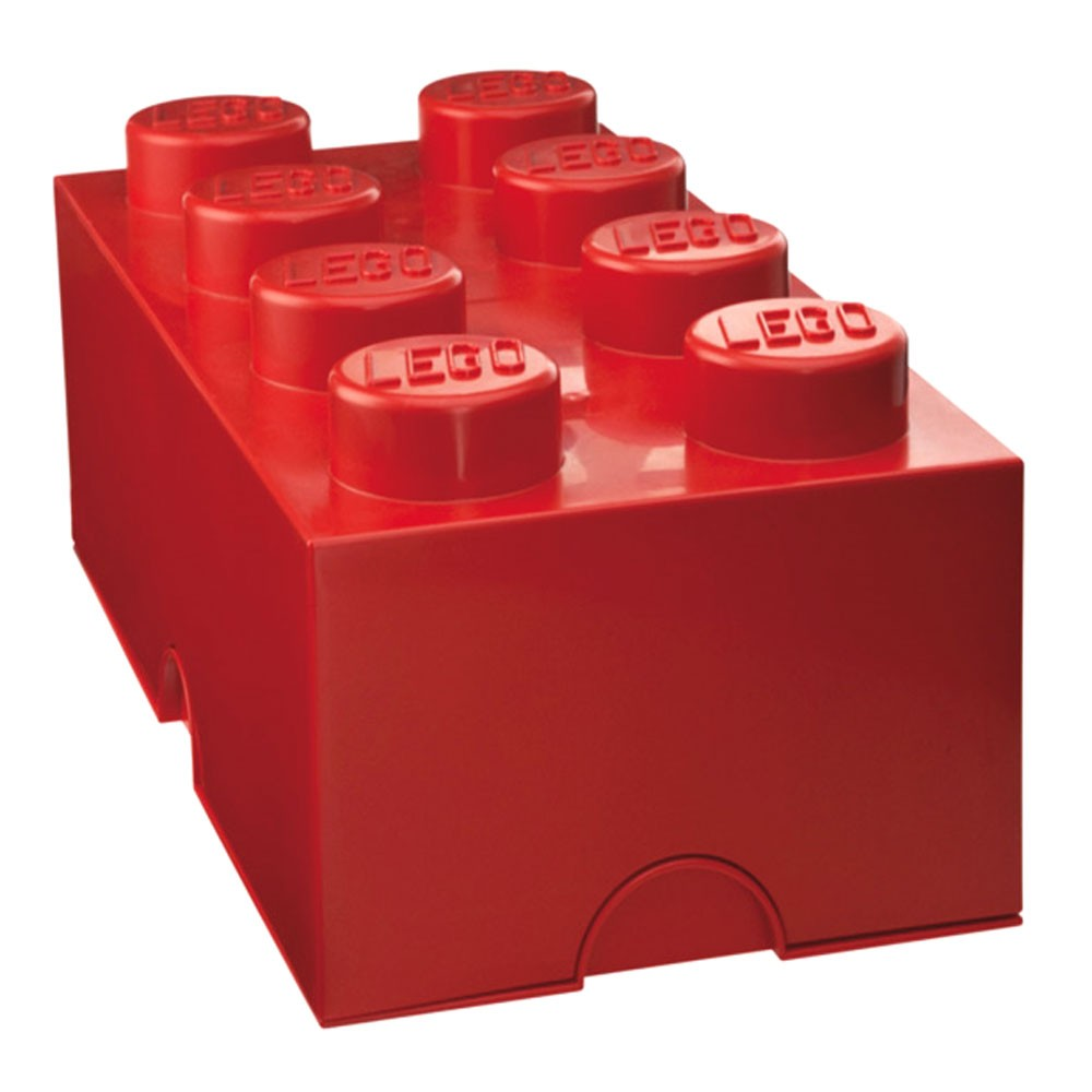 LEGO BEDROOM STORAGE, STORAGE HEADS u0026 GIANT BRICKS (FREE POSTAGE) NEW BLOCK BOX : eBay