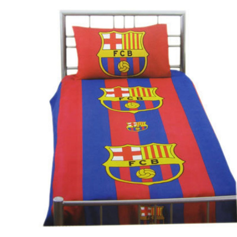 FOOTBALL CLUB SINGLE DUVET COVER BEDDING SETS ARSENAL