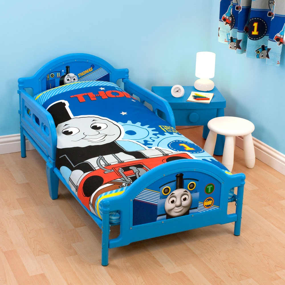 CHARACTER JUNIOR TODDLER BED Amp MATTRESS NEW ALL DESIGNS