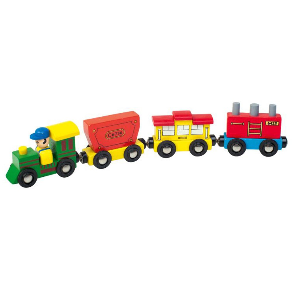 Wooden Toy Trains 51