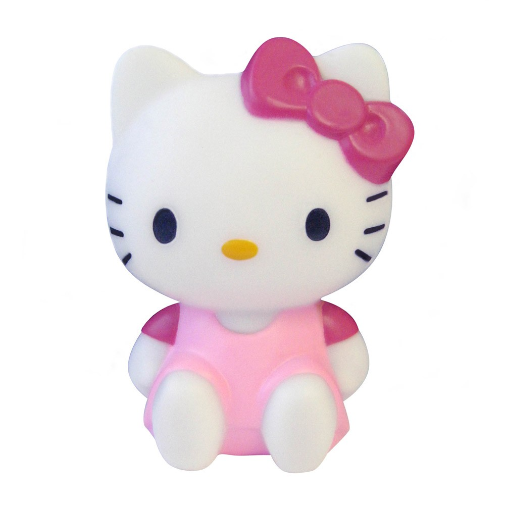 hello kitty colour changing mood light lamp new ebay. Black Bedroom Furniture Sets. Home Design Ideas