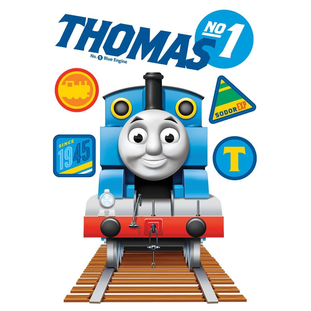 Thomas AMP Friends Maxi Sticker NEW