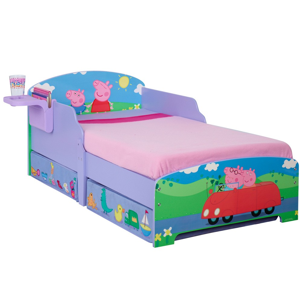 CHARACTER JUNIOR TODDLER BEDS FREE POSTAGE Amp PACKING