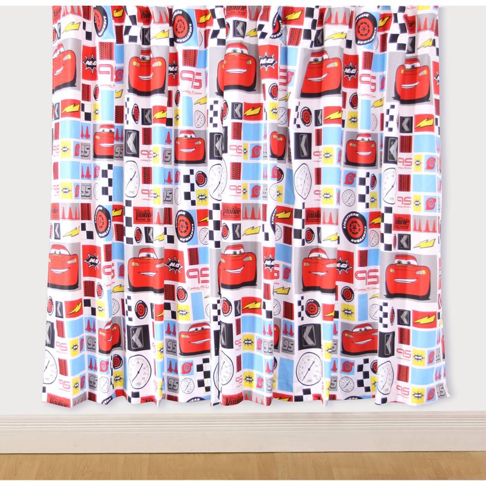 gardine filmfiguren 100 offiziell 137x183cm vorhang ebay. Black Bedroom Furniture Sets. Home Design Ideas