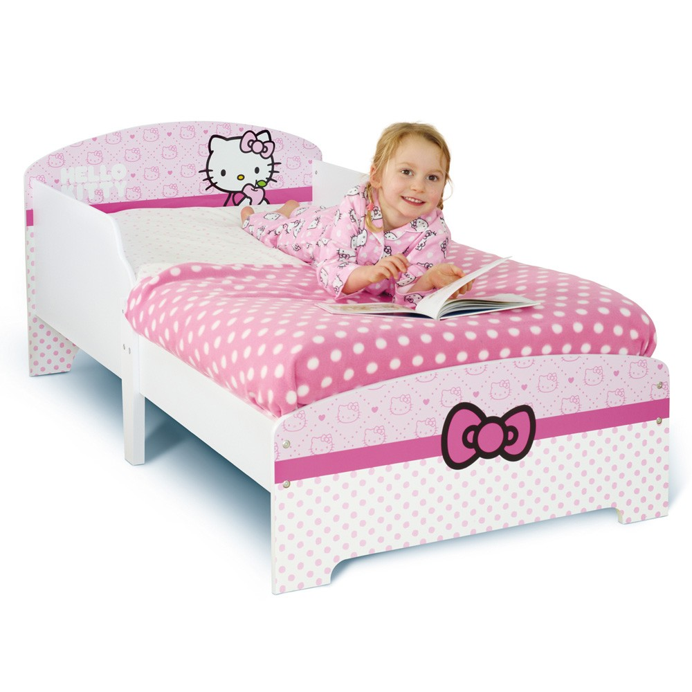 HELLO KITTY JUNIOR TODDLER BED FOAM MATTRESS NEW BOXED