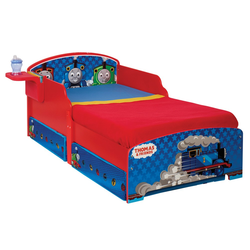CHARACTER-GENERIC-JUNIOR-TODDLER-BEDS-WITH-OR-WITHOUT-MATTRESSES-NEW