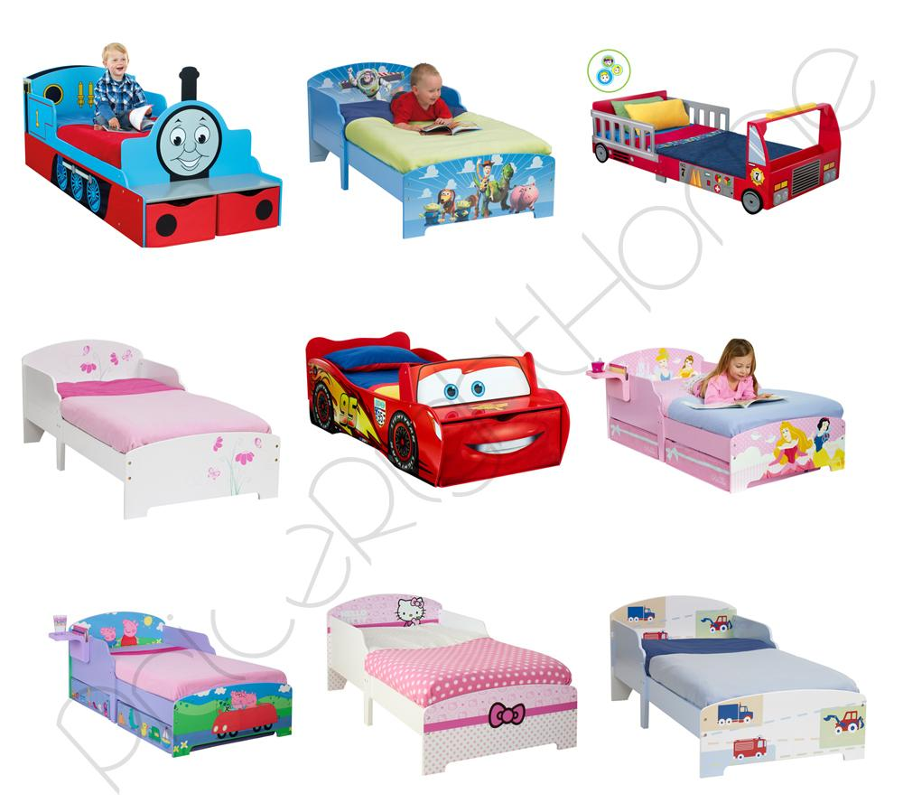 Character Amp Generic Junior Toddler Beds With Without