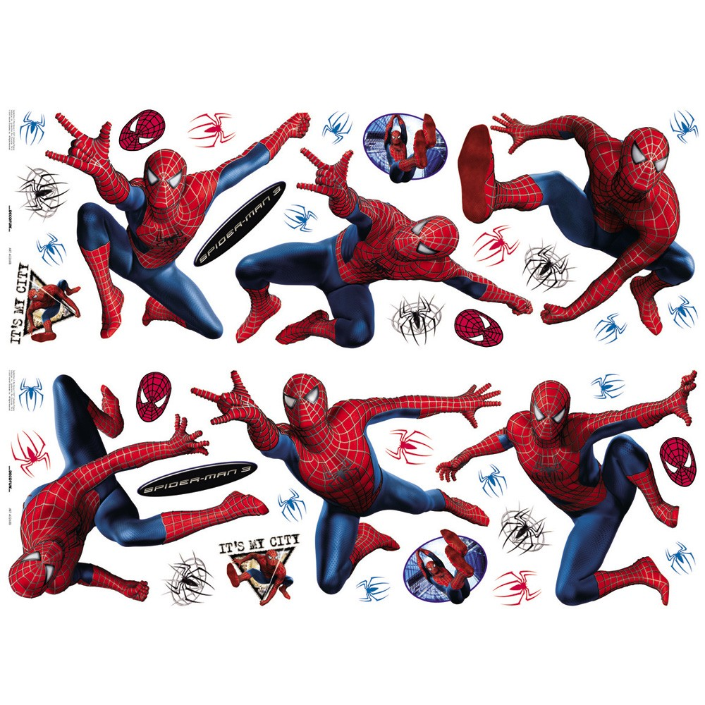 Spiderman duvet covers bedding bedroom accessories for Housse de couette spiderman