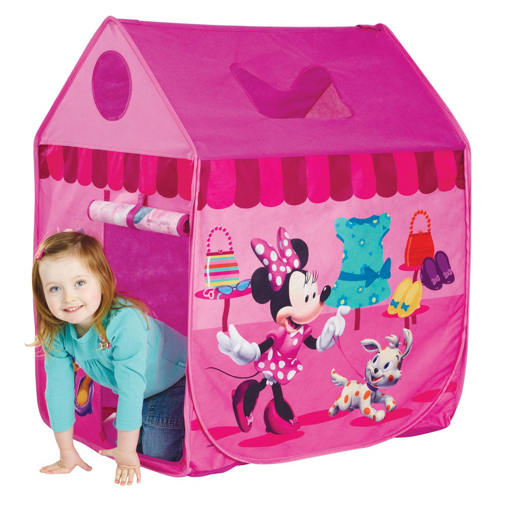 Kids Disney And Character Wendy House Pop Up Play Tent Ebay