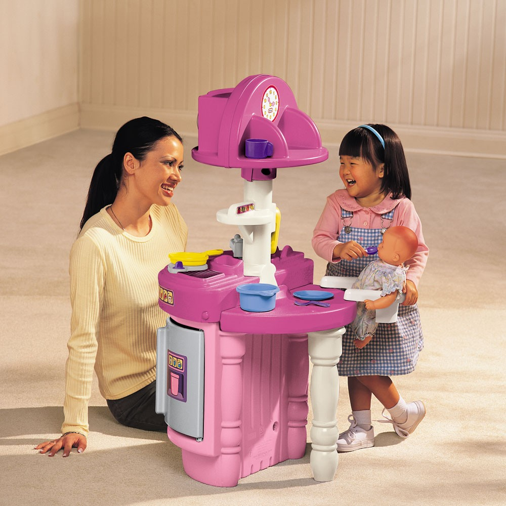 little tikes cookin sounds kitchen for proving